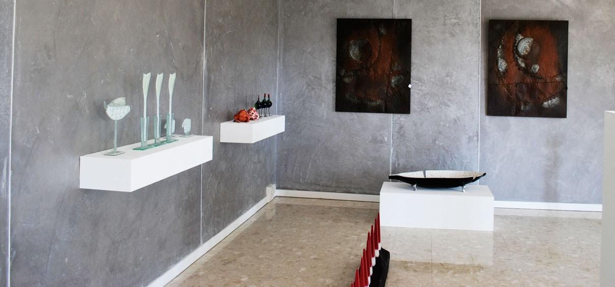 stucco pompeji effecto glassa. Black Bedroom Furniture Sets. Home Design Ideas